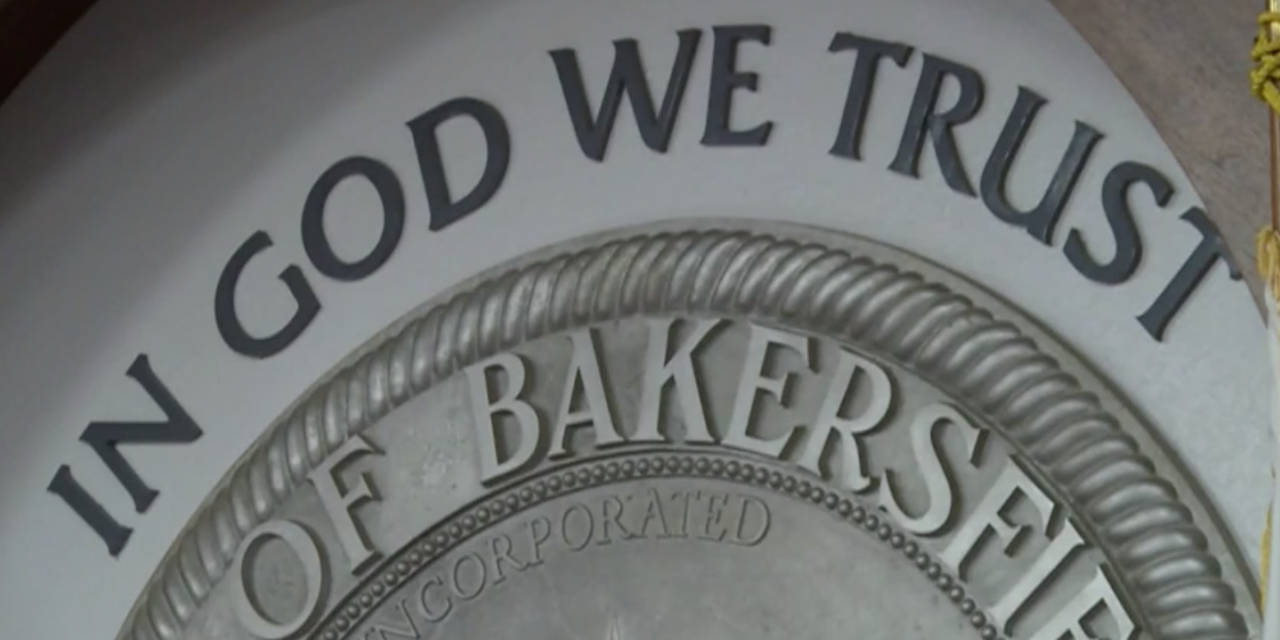"Another city approves putting ""In God We Trust"" decals on police, fire vehicles"
