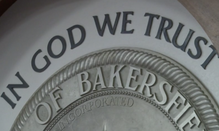 """Another city approves putting """"In God We Trust"""" decals on police, fire vehicles"""