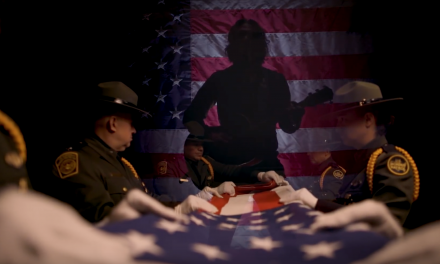 Dave Bray's Memorial Day tribute is exploding.  (Get tissues before watching video.)