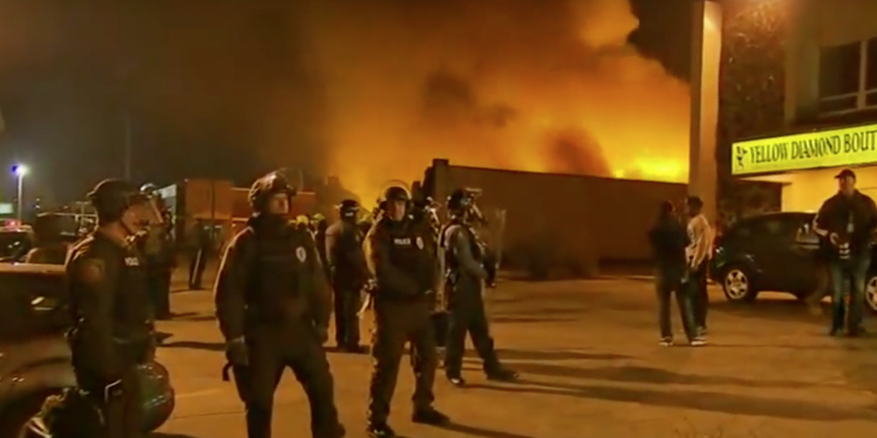 Riots are coming to America.  Are our police departments ready?