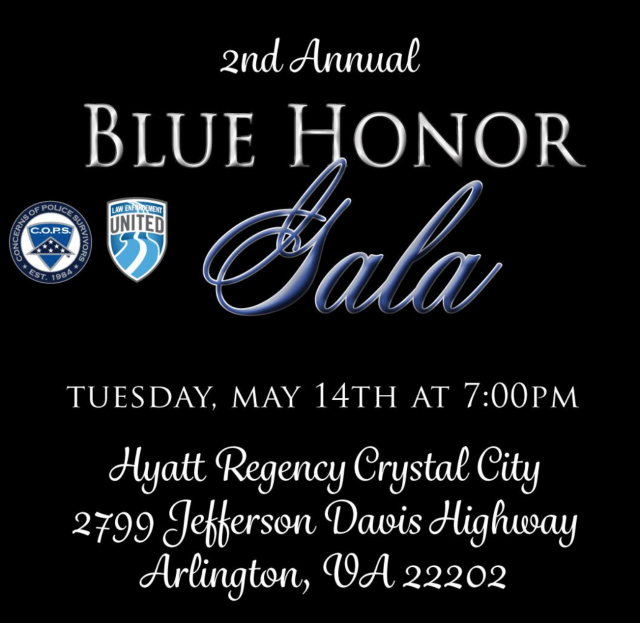 TV Stars From 'Blue Bloods' Attending Gala at National Police Week