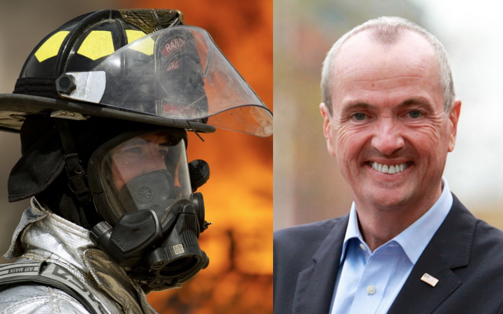 Overruled – Governor Who Tried to Take Millions From Firefighters Backs Down