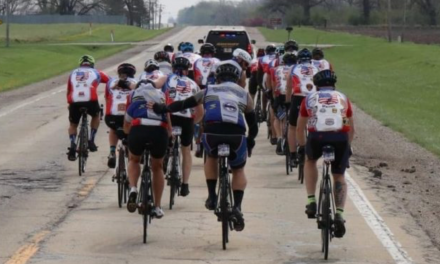 Law Enforcement United Riders Cycling 1,200 Miles to Police Week