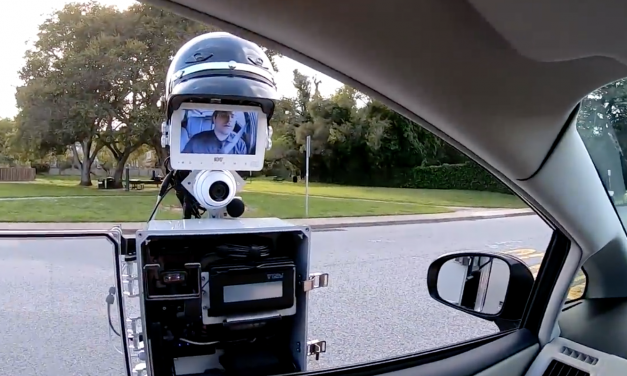 Robo-Cop: Could This Robot Save Officer Lives?