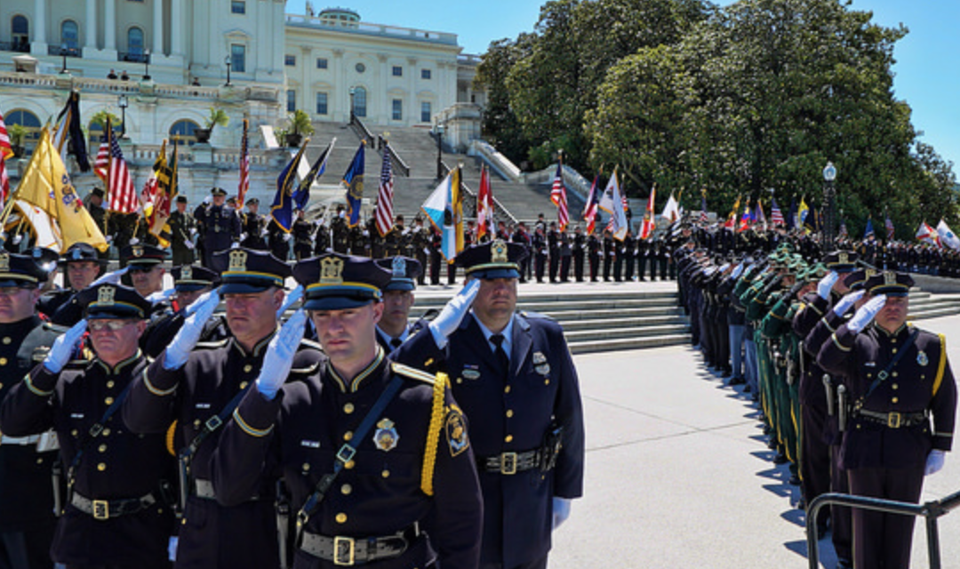 Tribute to the Fallen – Everything You Need to Know About Police Week