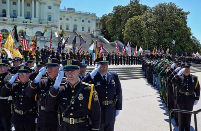Tribute to the Fallen - Everything You Need to Know About Police Week