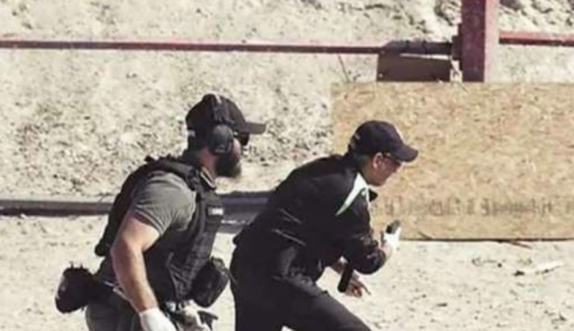 The 'Tactical Rabbi' Helps Synagogues Defend Against Violence