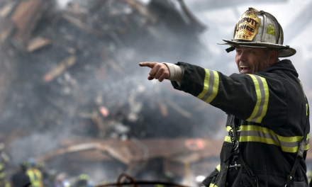 NJ denies benefits to firefighters who volunteered during 9/11