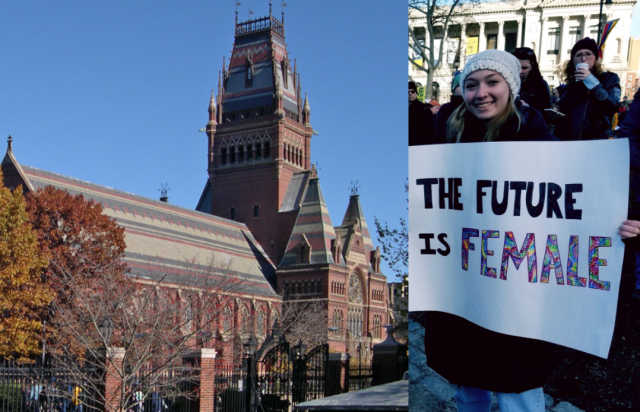 Harvard just showed they're run by feelings - is the country far behind?
