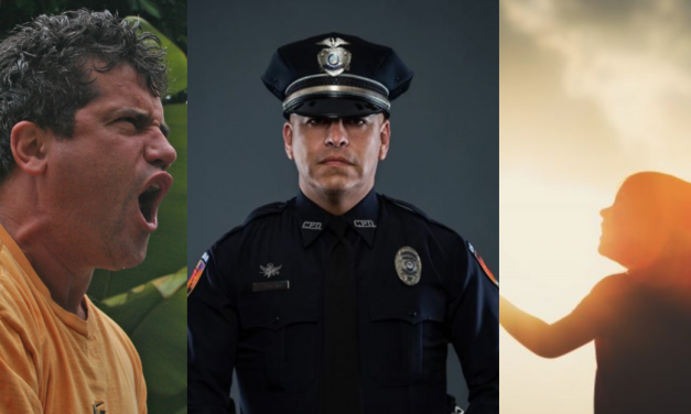 A nation divided: the love and hate for police officers