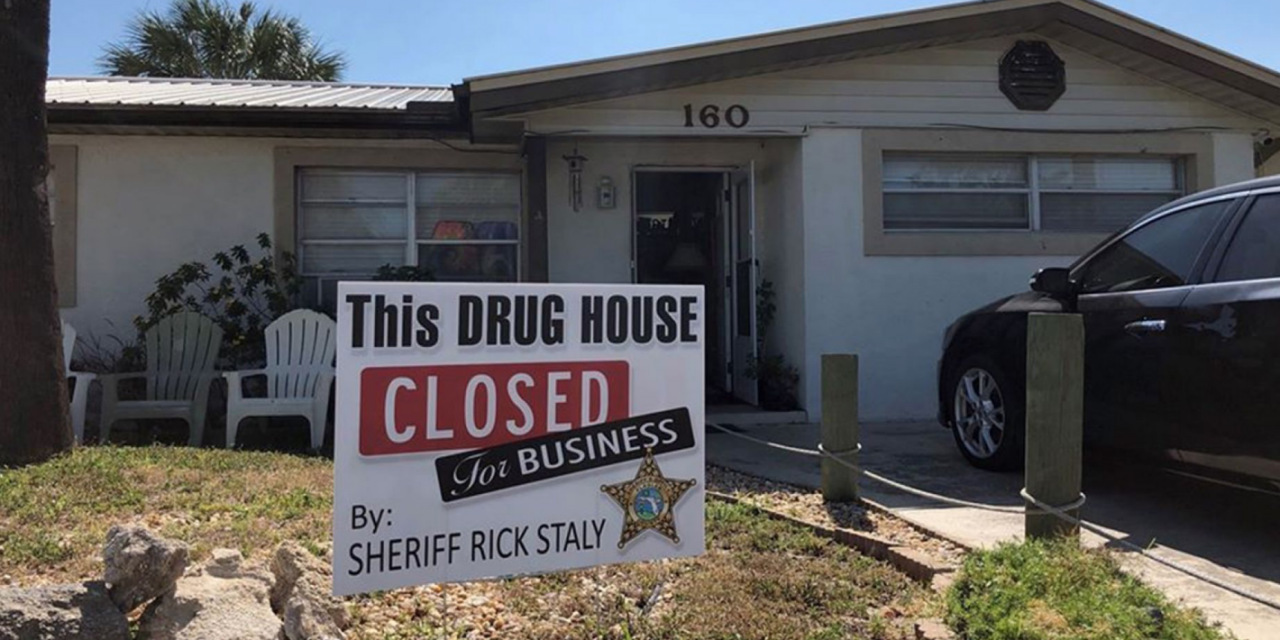 Closed for Business: Florida sheriff's office trolls drug