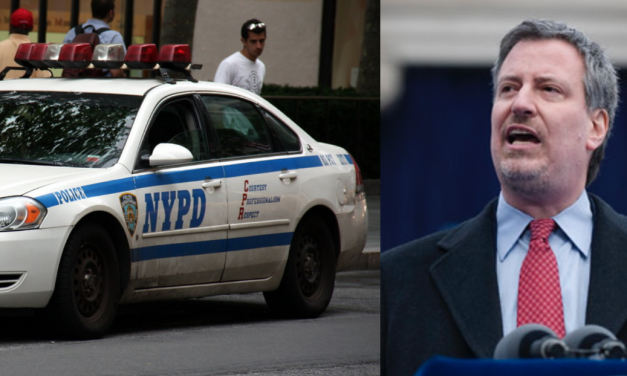 "NYPD officer letter to Mayor: ""We're done with your lies and abuse."""