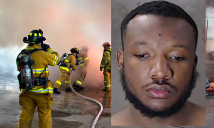 Man allegedly shoots at the firefighters who were trying to rescue him