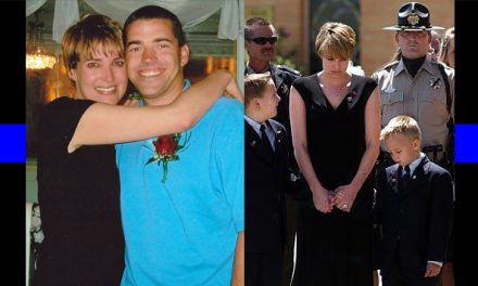 Profiles In Courage – From Newlywed To Law Enforcement Officer's Widow – Sherry Graham – Potter.