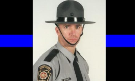 Officer Down: State trooper found dead outside squad car