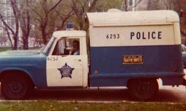 My favorite police wheels – this is how I roll