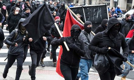 Marine said he'd destroy Antifa, so the FBI took away his weapons under Oregon's red flag law