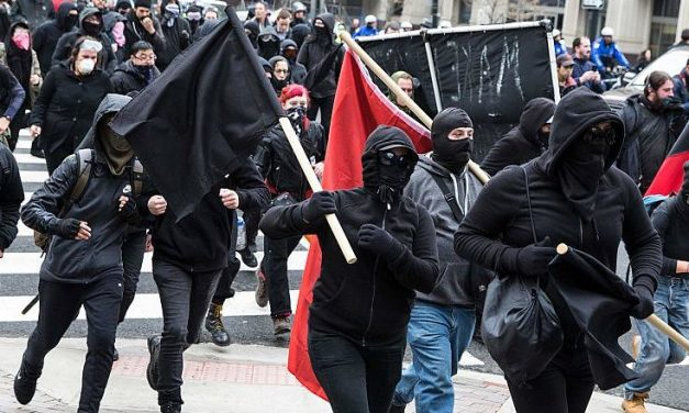 Americans demand ANTIFA be labeled as terrorists.  Here's how we can help make it happen.