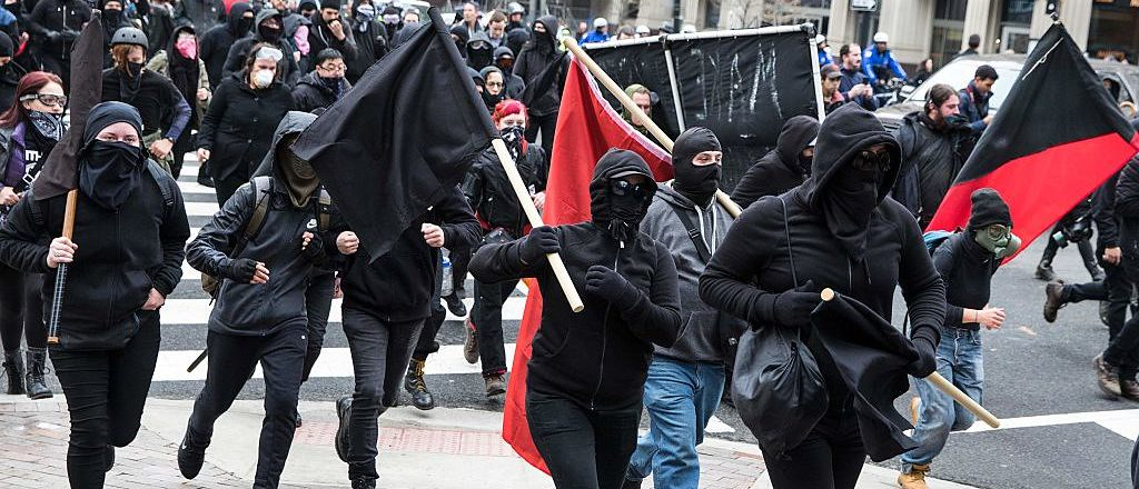 Report: ANTIFA plans acid attacks on D.C. Free Speech Rally, saying goal is to blind attendees