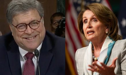 Barr Informs Congress and Mueller … It's My Baby!