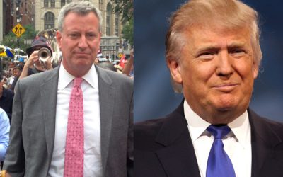 Cop: Now that de Blasio quit running for president, it's time he quit as mayor of NYC