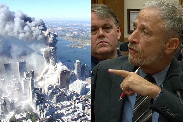 Jon Stewart just went to war with Congress in support of 9/11 first responders
