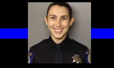 Officer down: Cop killed trying to help a woman get to safety