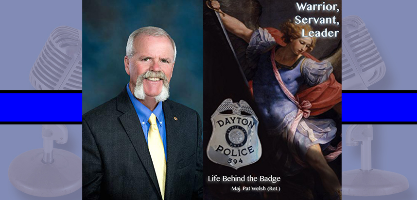 Profiles In Courage - What Is The Warrior Mindset? - Retired Police Major Patrick Welsh