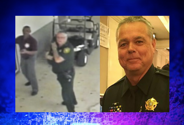 Breaking: ex-Parkland deputy arrested and charged after mass shooting
