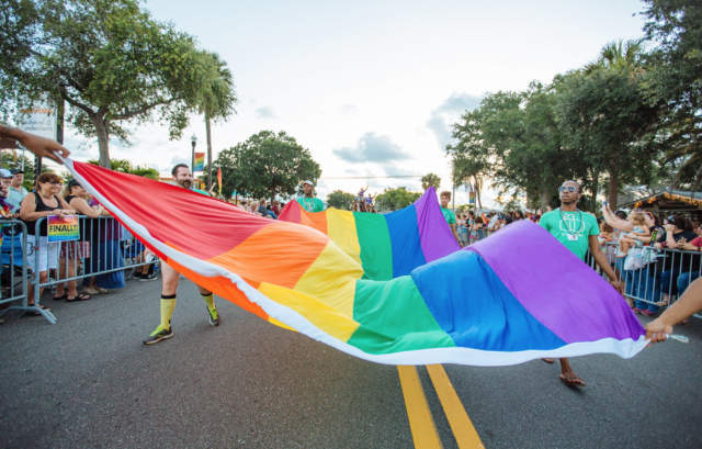 Police spouse responds to uniformed officers being discriminated against by PRIDE