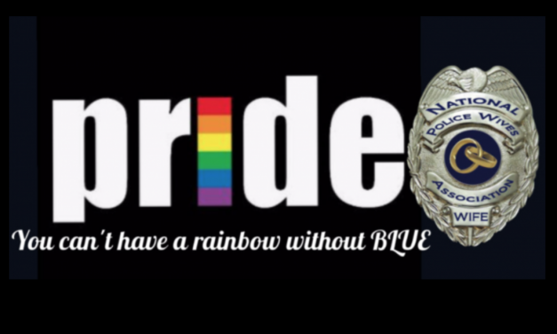 Epic response from police spouse after uniformed officers disinvited from PRIDE