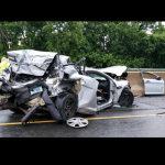 Police: State trooper severely injured in vehicle crash