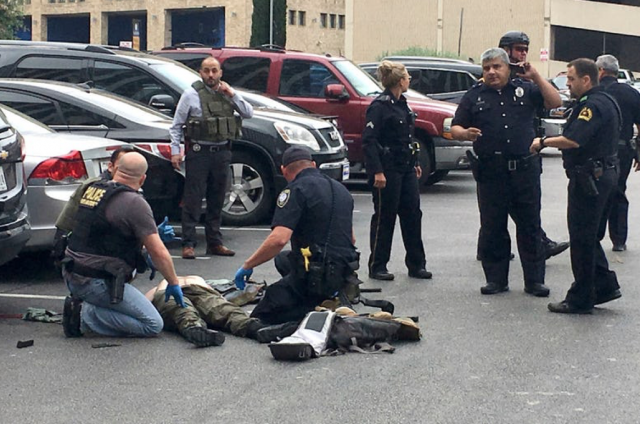 Breaking: active shooter taken down by police in Dallas