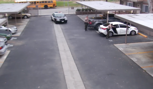 Video released showing deputies involved in deadly shooting