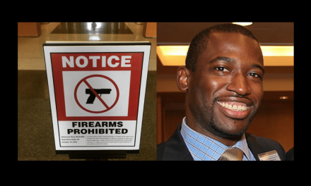 Mayor: banning guns from city-owned buildings will help stop criminals