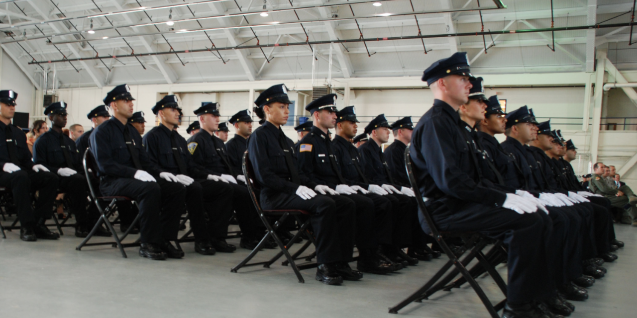 Recruits resign from police academy for attempting to cheat on open-book test