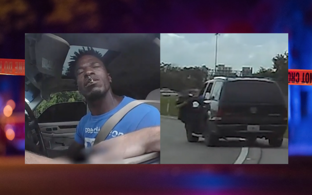 Shocking video shows deputy being dragged by fleeing suspect's vehicle