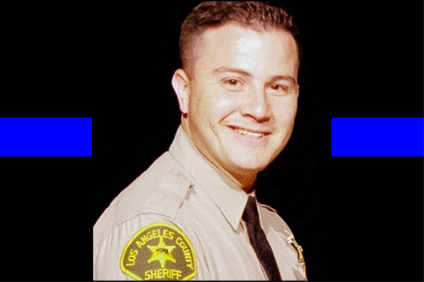 Fallen Officer: Deputy shot in the back of the head dies. Here's who police say killed him.