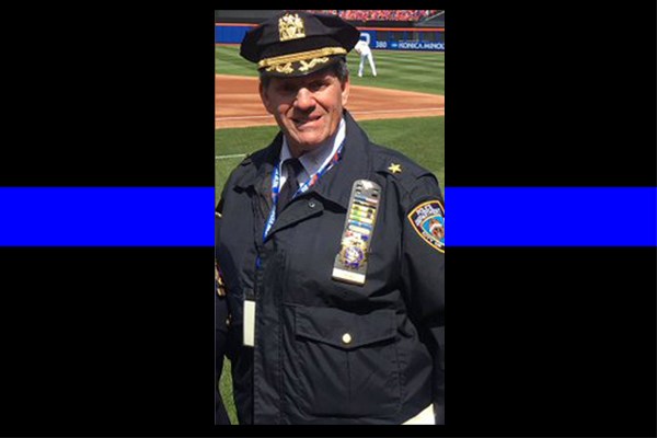 Officer Down: NYPD chief fatally shot shortly before mandatory retirement