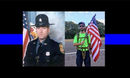 Profiles In Courage – Remembering His Brother Trooper Christopher Shea Killed In The Line of Duty – Marine Veteran Timothy Shea.