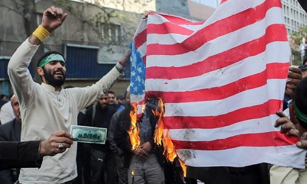President Trump backs bill to make burning American flag illegal