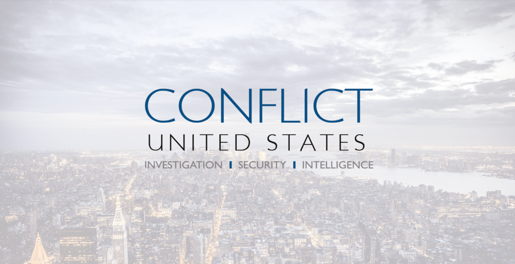 Conflict International speaks at first ever virtual World Association of Detectives conference