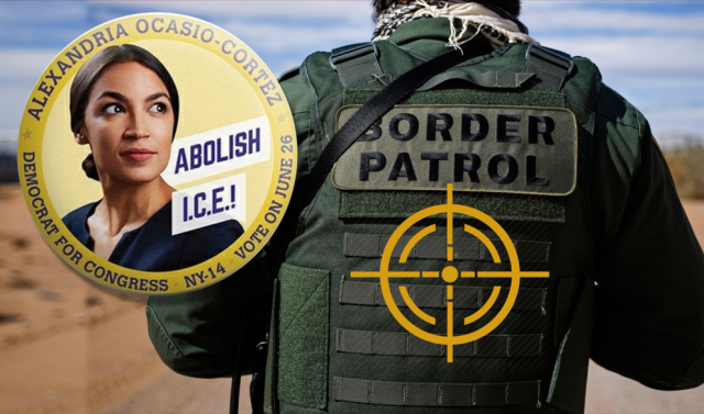 Targeting Border Patrol Officers: The media's latest anti-police tactic