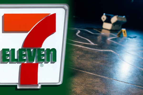 "7-11 hero kills robber: ""Nobody's gonna point a gun at me and get away with it."""