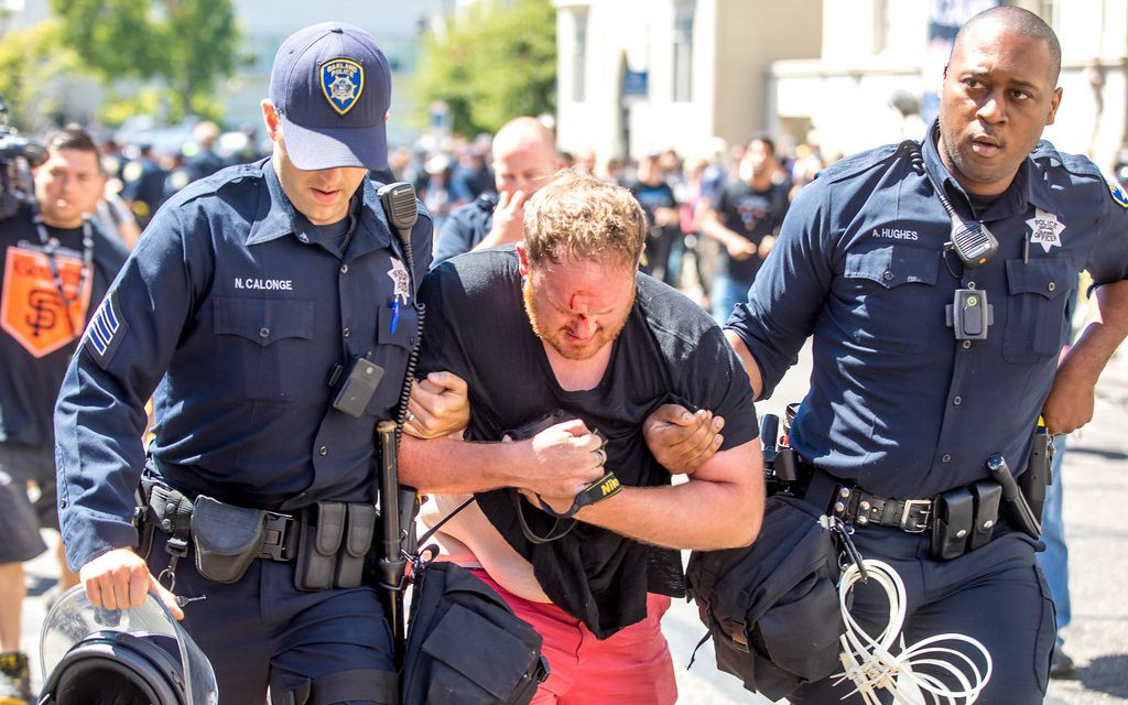 Police: It's time to unmask ANTIFA and show America who these criminals are