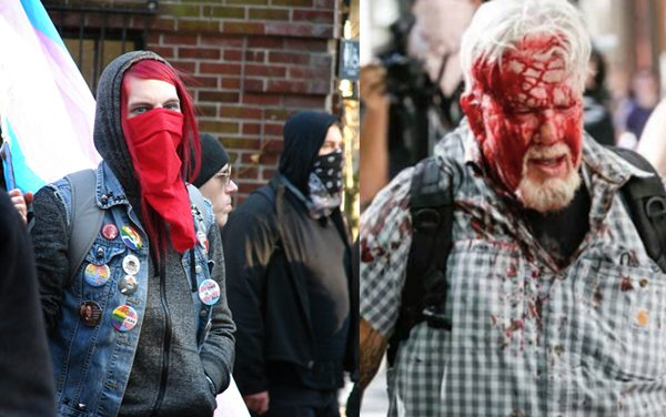 "Finally: Senate introduces legislation to label Antifa as ""domestic terrorists""."