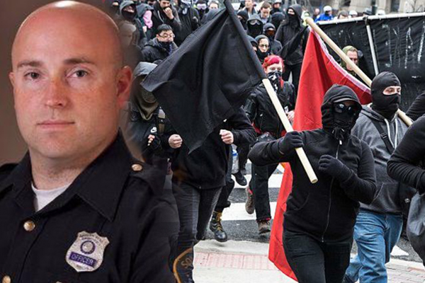 GoFundMe shuts down page for cop's legal expenses, allows ANTIFA to raise funds for criminals