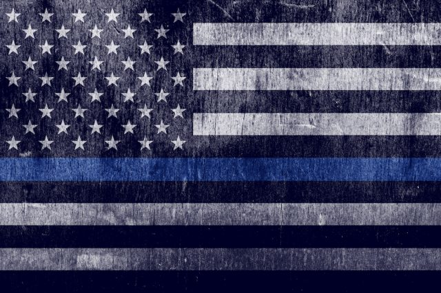 Thin Blue Line, Blue Lives Matter, Law Enforcement Today, The Whiskey Patriots