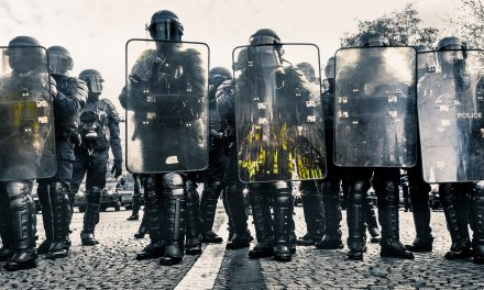 Crowds and riots can be a big threat.  Why haven't we evolved in how we're handling them?