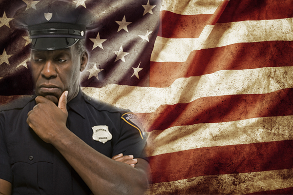 University: Stop using the words 'Americans,' 'America' and 'policeman': They aren't 'inclusive'.